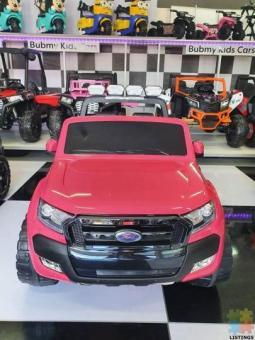 2*12volts Licensed Ford Ranger 4WD