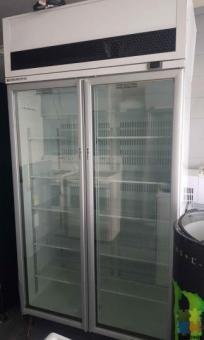 Commercial freezer with warranty