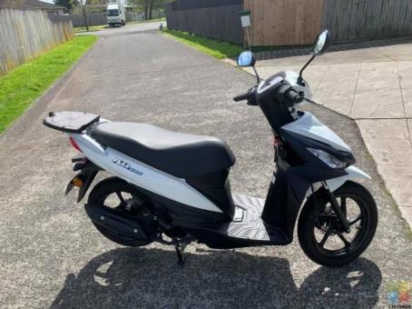 Suzuki Address 110cc
