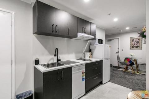 3 brm apartment on Cook st CBD