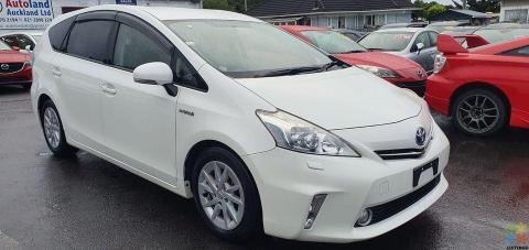 2011 Toyota alpha