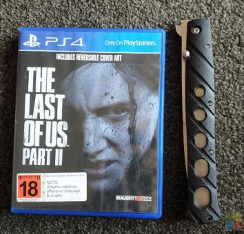 Last of us Part 2 - exclusive  edition