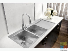 High quality stainless steel kitchen sinks