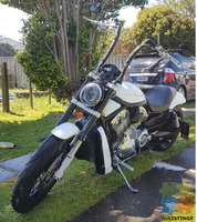 2002 Harley Davidson Vrod 1130cc