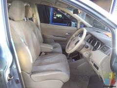 2005 Nissan Tiida 1.8L