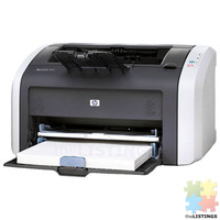 Printer HP LaserJet 1015 mono laser, perfect condition