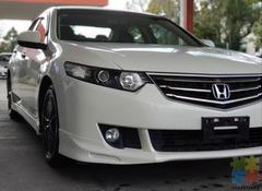Honda Accord Euro Acura TSX 2009
