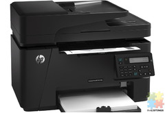 Laser Printer FAX Scanner Printer Copy HP LaserJet Pro M127fn All-In-One