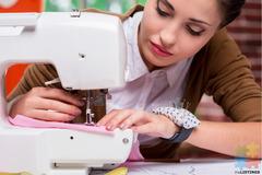 Industrial Sewing Machinist & Cutter