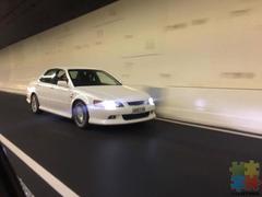 Honda Accord Euro R cl1