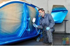 Tradesman Car Painter