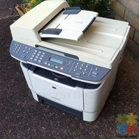 HP Laserjet M2727NF All-In-One Laser Printer