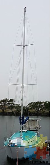 Sailing Yacht - 36 foot - URGENT SALE - 3/6