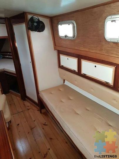 Sailing Yacht - 36 foot - URGENT SALE - 4/6