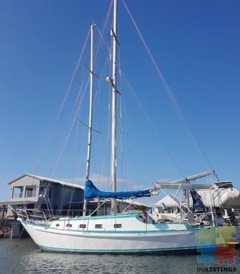 Sailing Yacht - 36 foot - URGENT SALE - 5/6