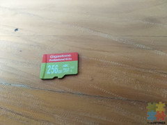 256 gb 4k card