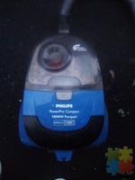 PHILLIPS POWERPRO 1800W VACUME