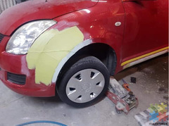OK PANEL,touch up repair n paint