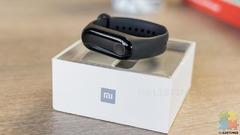 Xiaomi MI band 3 Heart rate monitor - Black