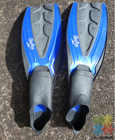 Fins made in Italy