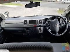 Toyota Hiace HI- ROOF 2008
