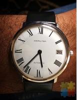 Collectors choice Hamilton Automatic Slim Watch