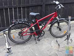 freego electric bicycle