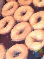 Hot island donuts, mainaise n poke