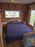 1994 Jayco Discovery alloy framed caravan