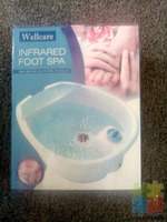 WELLCARE INFRARED FOOT SPA
