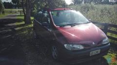 1997 Renault megane since