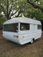Awesome retro caravan!!!