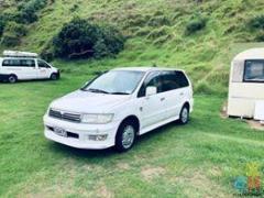 Mitsubishi cariot grandis