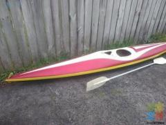2 kayaks from the 70`s